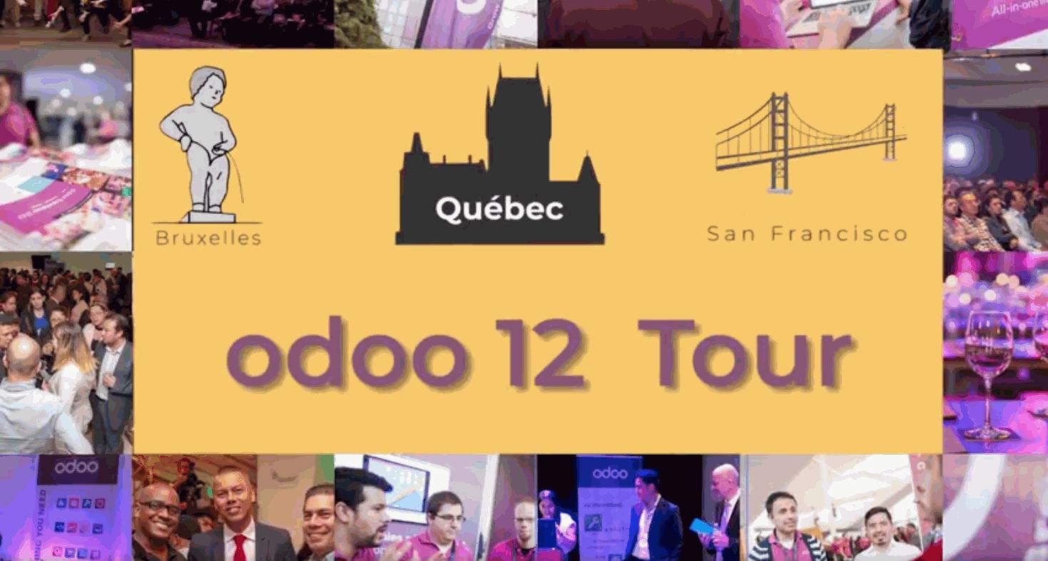OdooTour - Québec - Présentation Numigi